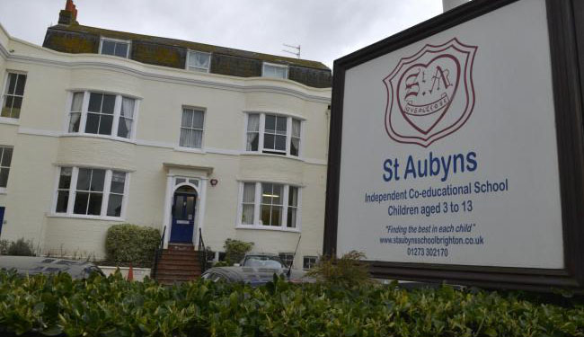 St Aubyn's School, North East London